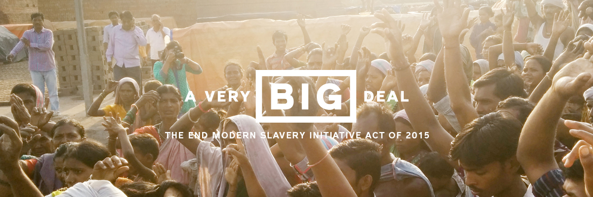 End Modern Slavery Initiative Act