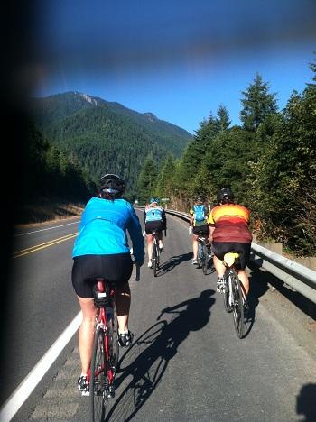 Bike for Freedom: Crescent Lake
